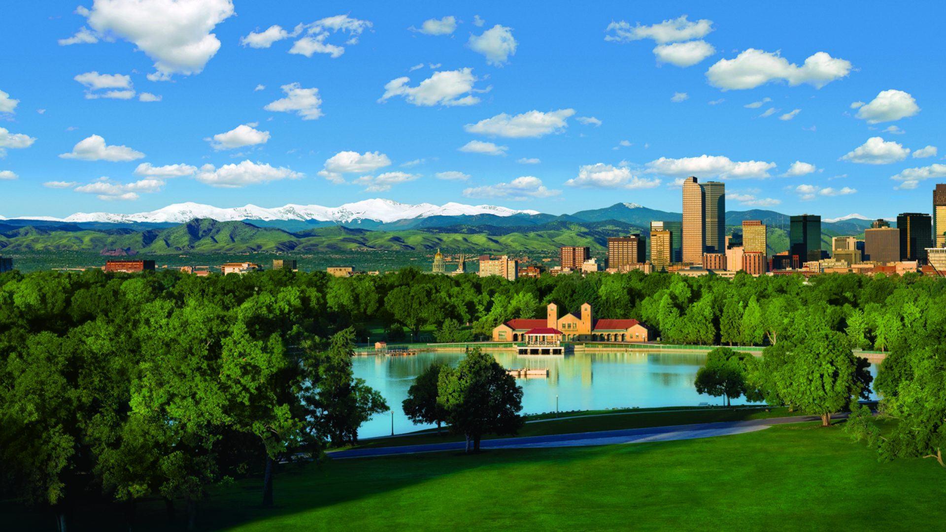 Denver Skyline Credit VISIT DENVER PPC 1920x1081 - Denver Cherry Creek Arts Festival (CCAF)