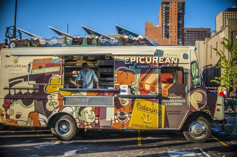 Food Truck Credit Evan Semon 768x511 - Denver - Sonne satt eine Meile über dem Meer