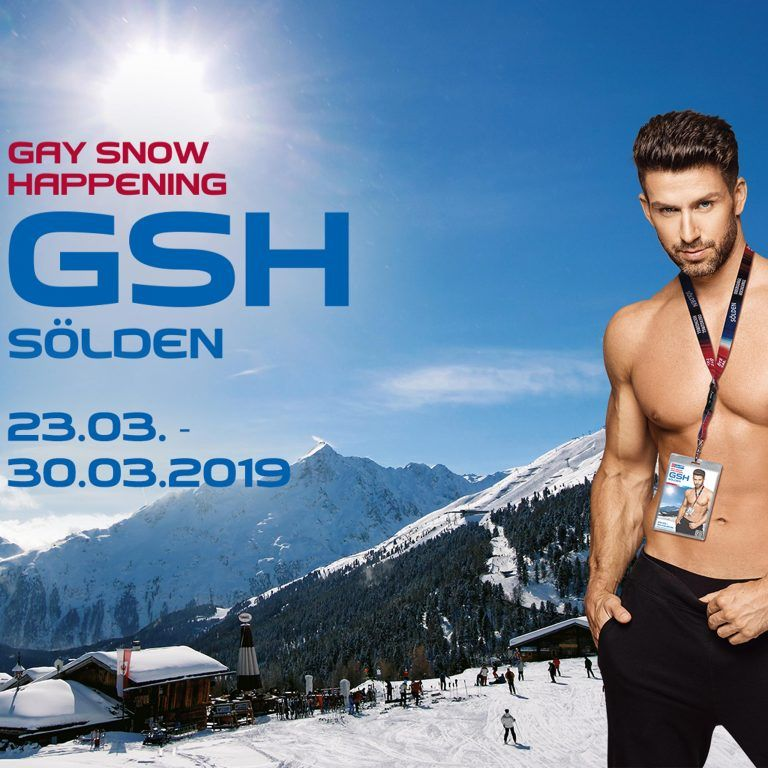 Gay Snow Happening Sölden 2019