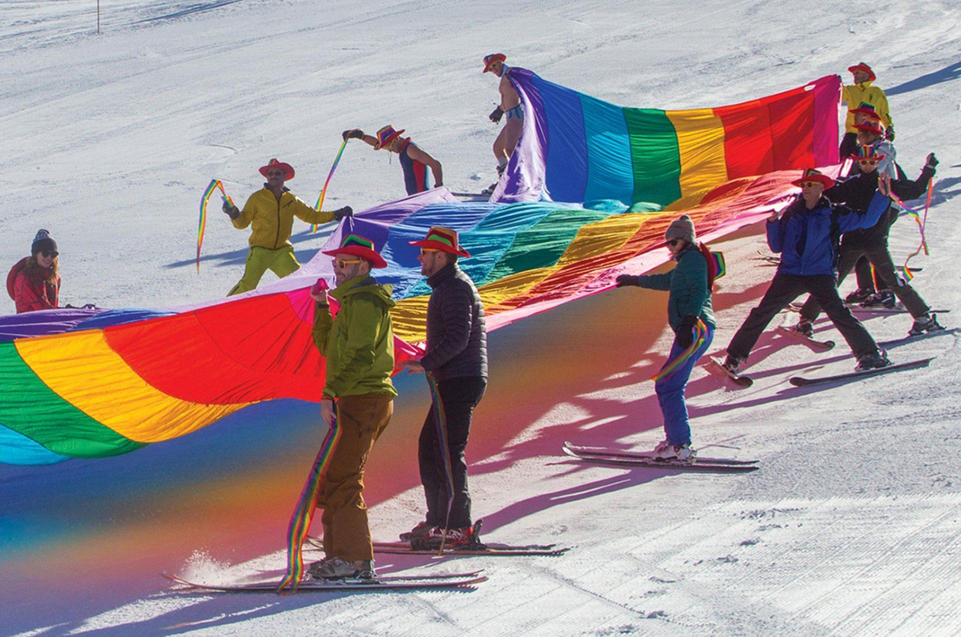 Aspen Gay Ski Week © Aspen Snowmass