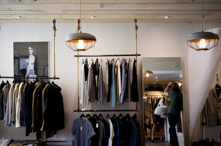 shopping tom on tour 3 768x509 - South Broadway Shopping District Denver