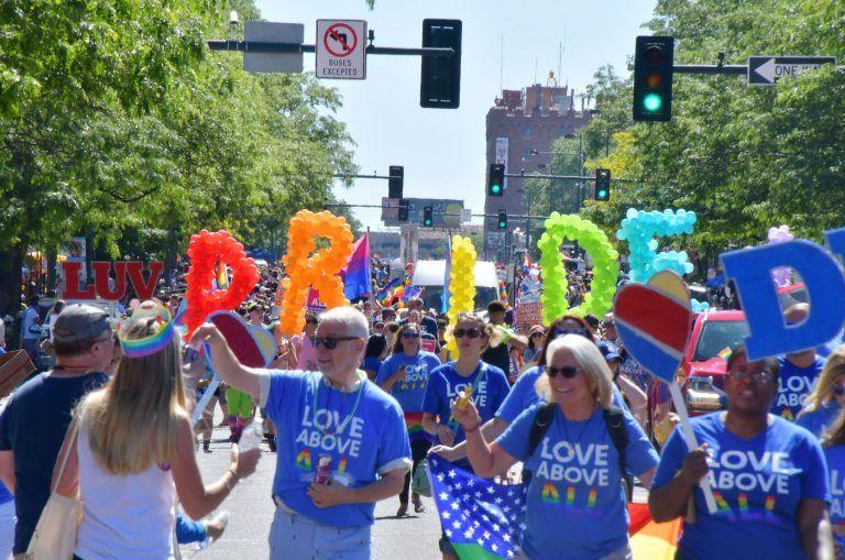 Denver PrideFest Parade 768x509 - Denver PrideFest