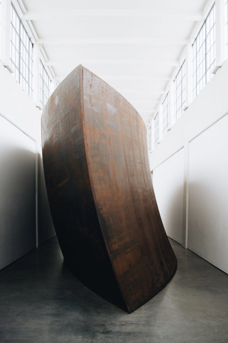 DIA Art Exhibition Beacon - Stahlkonstruktionen von Richard Serra