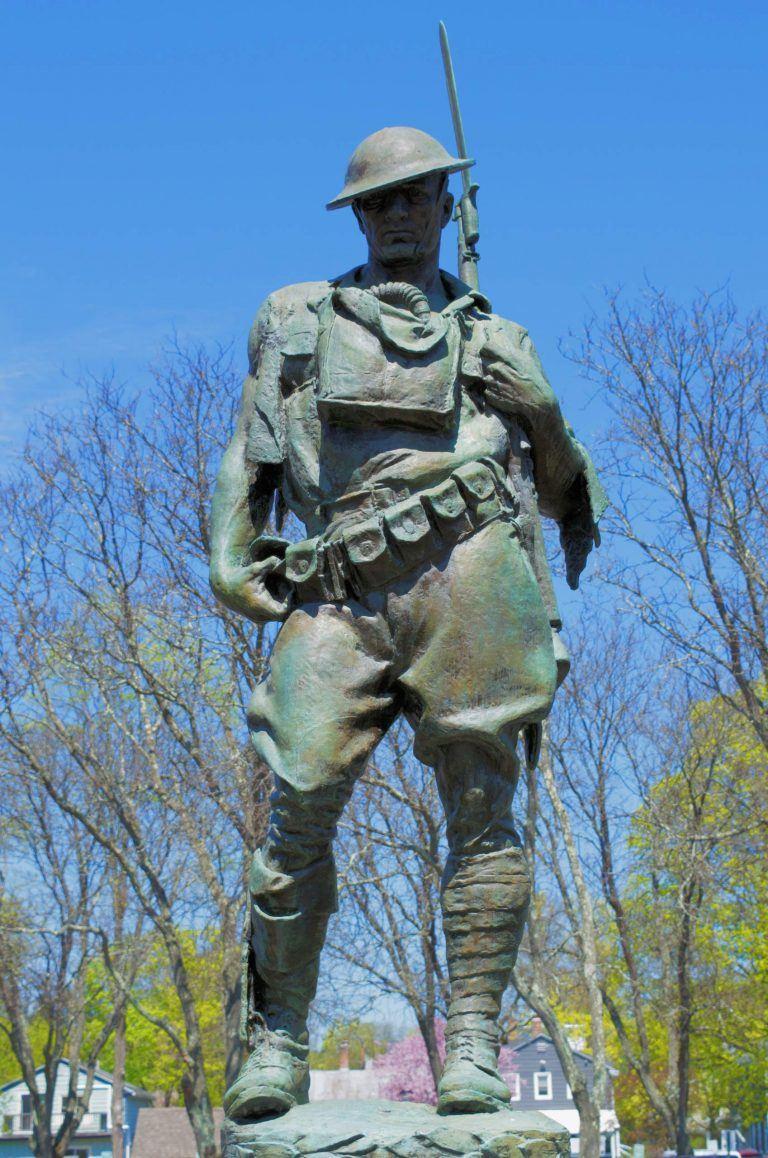 Dutchess County Culture Soldier Monument 1 768x1158 - Dutchess County - Urlaub im Mid-Hudson Valley
