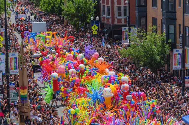 Pride Festival Chicago Tomontour 4 768x509 - Gay Pride Chicago - Stolz in Illinois