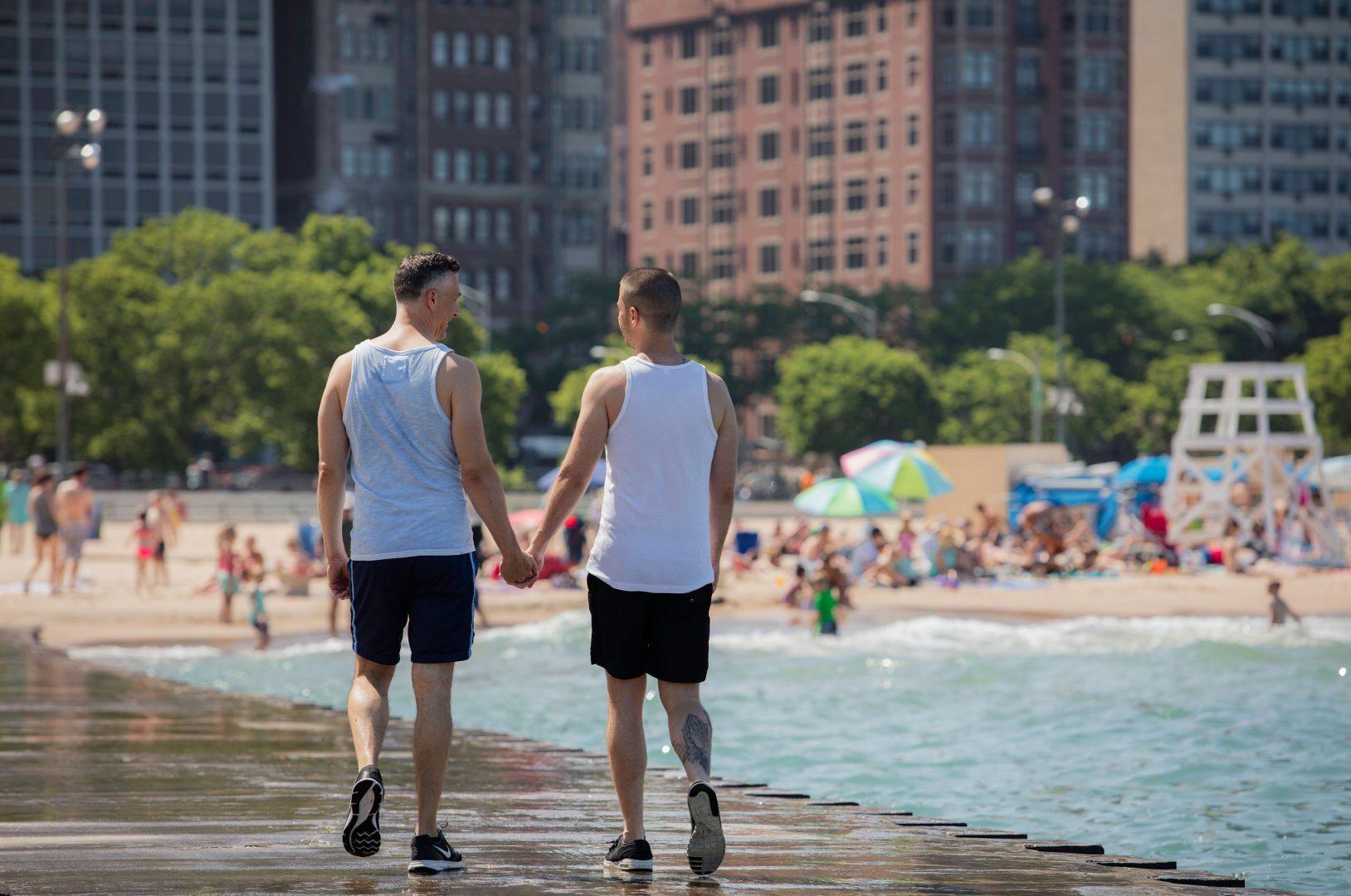 Strandurlaub Chicago Ilinois Tomontour © Adam Alexander