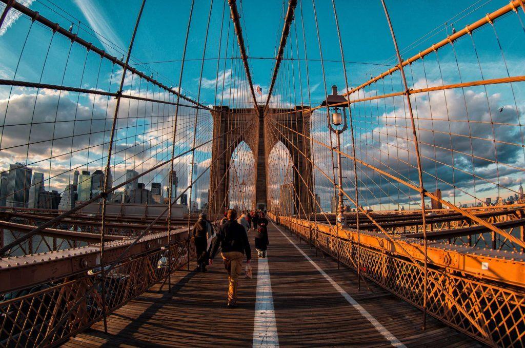 Brücke New York 1024x678 - So spannend ist New York!