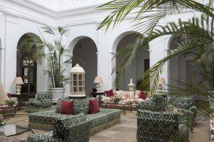 22. HOTEL LOBBY Finca Cortesin 300x200 - Finca Cortesín, Andalusien