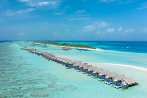 Aerial Romantic Pool Water Villas 7 1864x1242 1 300x200 - LUX* South Ari Atoll Resort & Villas, Malediven