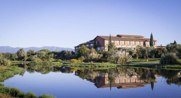 Hotel Peralada 3 768x417 - Hotel Peralada Wine Spa & Golf, Girona
