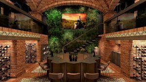 La Finca Clubhouse Wine Cellar 300x169 - La Finca Resort, Alicante