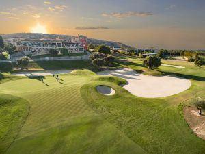 La Finca Golf Course Hole 18 300x225 - La Finca Resort, Alicante