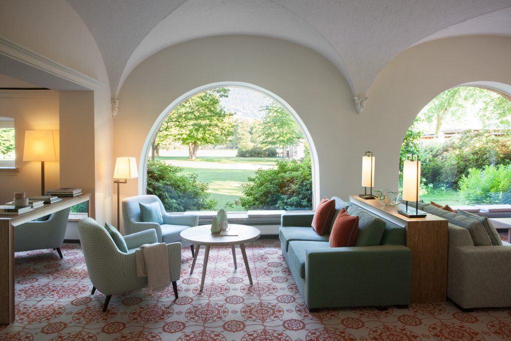 Castello del Sole Sofa Lounge 1024x683 - Castello del Sole, Ascona
