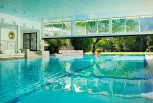 Castello del Sole Spa Pool Wasser 300x203 - Castello del Sole, Ascona