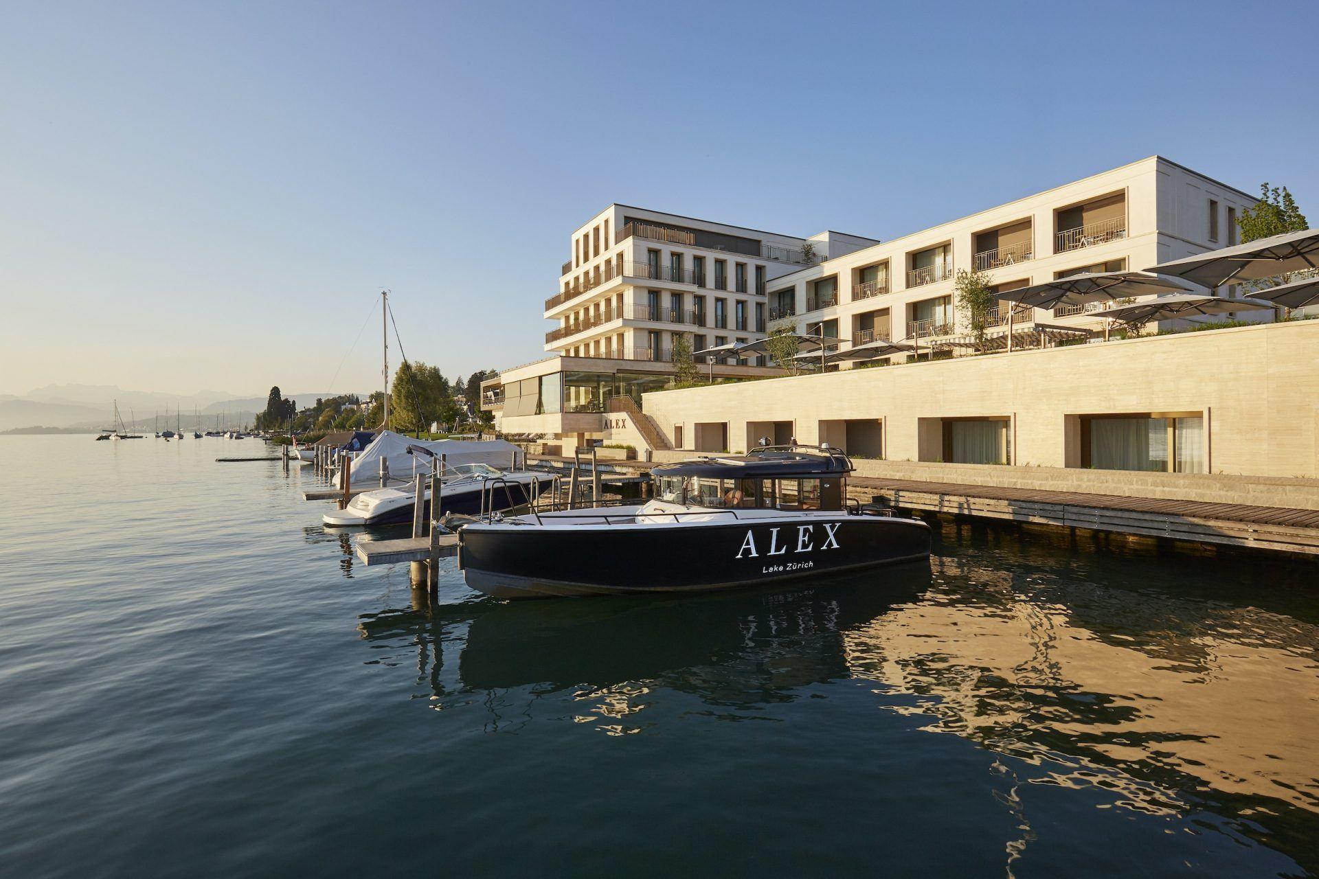 alex lake zucc88rich exterior hausfront 1920x1280 - Alex Lake Zürich, Zürich
