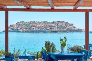 blue palace resort  spa blue door 04 300x200 - Blue Palace Resort & Spa, Kreta