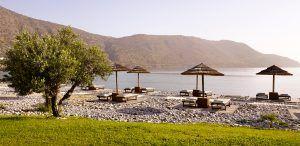 blue palace resort  spa private beach 10 300x146 - Blue Palace Resort & Spa, Kreta