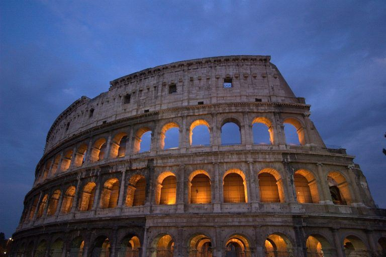 colosseum 690384 1920 768x512 - Citytrip in Italiens Kunststädte