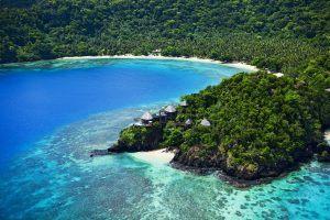 laucala island aerial 300x200 - Laucala Island, Fidschi