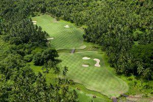 laucala island golf hole 300x200 - Laucala Island, Fidschi
