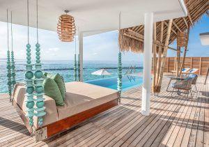 emerald maldives water villa terrace 300x211 - Emerald Maldives Resort & Spa, Malediven