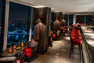 GONG Bar 300x202 - Shangri-La The Shard, London