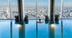 Shangri La Hotel At The Shard London Sky Pool 300x158 - Shangri-La The Shard, London