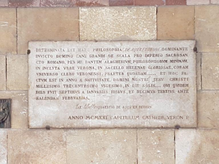 pvr2021veronachiesa di santelenao35817claudio pasquetto 768x576 - Italien feiert den großen Dichter Dante Alighieri