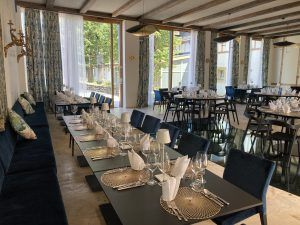 Restaurant im Schloss Wernersdorf
