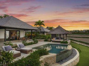 Raffles Bali private Villa