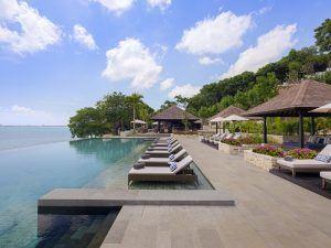 Raffles Bali Gemeinschaftspool