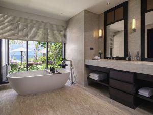 Raffles Bali Badezimmer