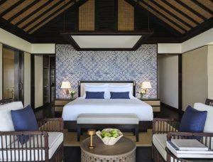 Raffles Bali Schlafzimmer